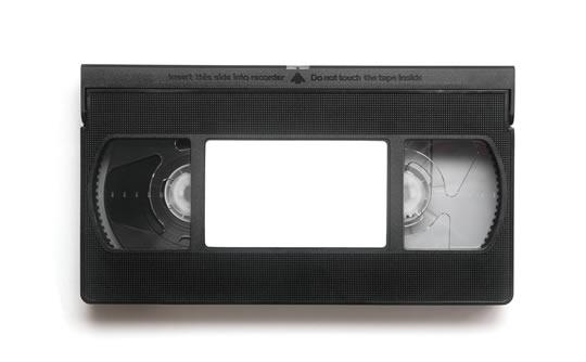 カビ ビデオ テープ